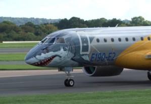 Un revolucionario avión brasileño busca acabar con la pesadilla del asiento central (FOTOS)