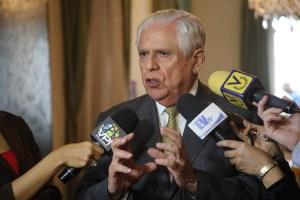 Omar Barboza le restó gravedad a las diferencias políticas dentro de la AN
