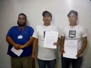El presidente de la Comisión Electoral de la UC denuncia que se encuentra amenazado de muerte por Lacava