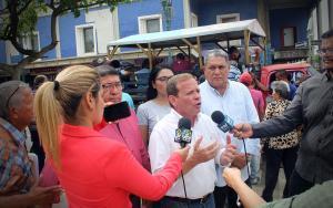 Juan Pablo Guanipa: El respiro que necesita Venezuela pasa por la salida de Maduro