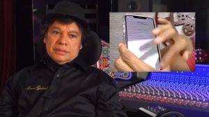 Un periodista mexicano aseguró que Juan Gabriel está vivo y que habló con él a través de WhatsApp