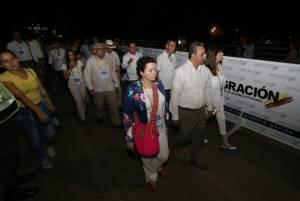 Delegación de la OEA califica de triste la crisis migratoria venezolana