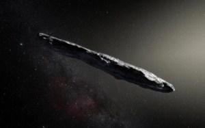 El misterio llega a su fin… Objeto interestelar Oumuamua es una nave extraterrestre