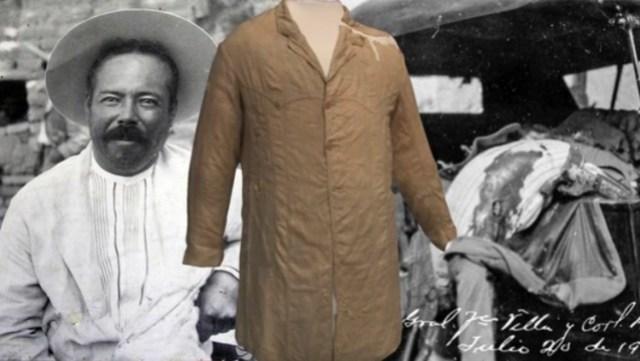 Los misterios del saco de Pancho Villa, a 95 años de su asesinato