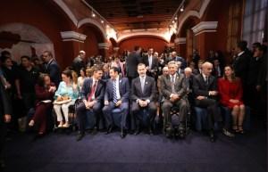 Cumbre Iberoamericana discute declaración oficial sobre crisis migratoria