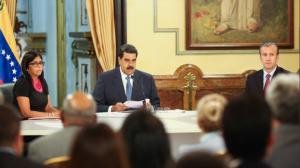 """Para Maduro la hiperinflación venezolana entró en proceso de """"desaceleración"""""""