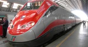 Un tren de alta velocidad conectará Venecia y el aeropuerto de Roma
