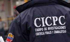 Cuatro funcionarios del Cicpc incineraron el cadáver de una joven en Cagua