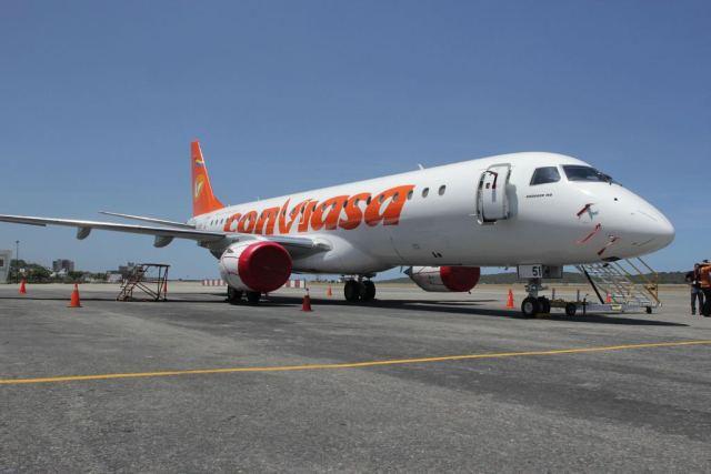 Conviasa inauguró la ruta Caracas-Managua con costo promocional de 470 dólares