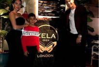 A Cristiano Ronaldo le bastaron quince minutos para gastar una fortuna en un bar de Londres