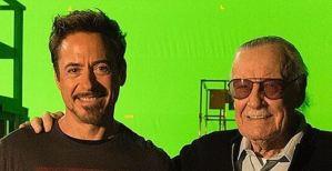 """El sentido homenaje de """"Iron Man"""" a Stan Lee"""