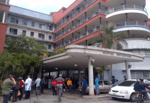 Denuncian detención de dirigente sindical del Hospital Universitario de Caracas (Video)