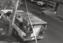 EN VIDEO: Esta mujer se salvó de un secuestro y las cámaras lo registraron todo