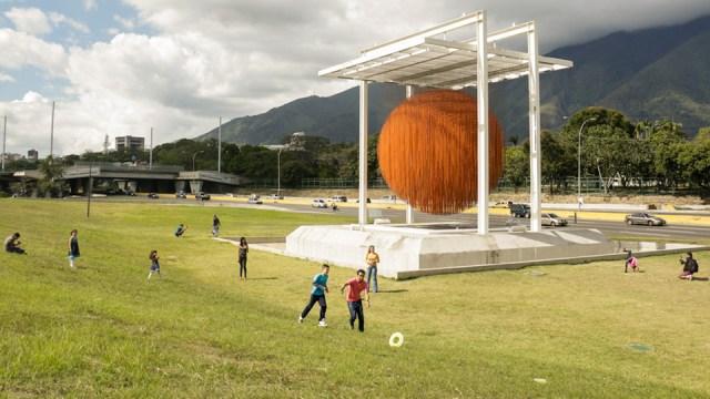 La Esfera de Soto, conectando a los caraqueños con la ciudad