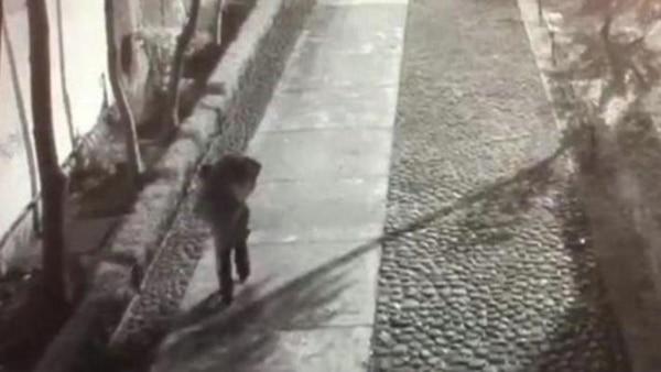 El instante cuando abandonaron en las calles de México los restos de una joven de 14 años (Fotos y Video)