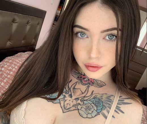 da2b182aa9 ¿Ya conoces a las chicas tatuadas más sexys  Espera a que te deleites con  esta belleza sin filtros… (FOTOS)