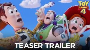 ¡Apúrate y alégrate!… el tráiler oficial de Toy Story 4 ya llegó (VIDEO)