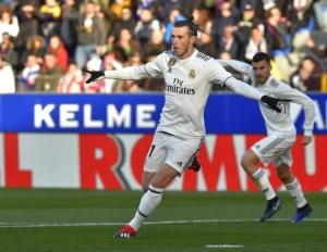 El Real Madrid gana por la mínima al colista y entra en Champions