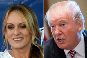 Ordenan a la estrella de porno, Stormy Daniels que pague a Trump 293 mil dólares