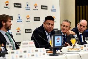 Ronaldo develó que pidió al Real Madrid la cesión de Vinicius al Valladolid