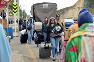 Venezuela, protagonista de crisis migratoria sin precedentes que sacudió a América en 2018 (Fotos)