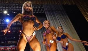 ¿Sexy o no?… chicas papeadotas también hicieron su concurso de belleza: Fotos del Miss Bikini Fitness