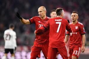 Arjen Robben dejará el Bayern de Múnich y vislumbra la retirada