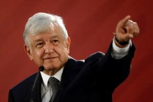 López Obrador dice que habló por teléfono con Donald Trump sobre migración