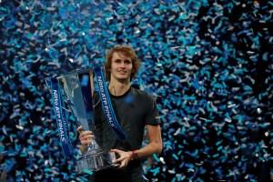 Londres compite con otras cuatro ciudades para retener el ATP Finals