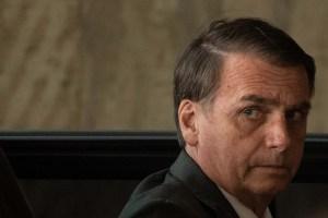 El 75% de los brasileños considera que Bolsonaro va en la dirección correcta, según Ibope