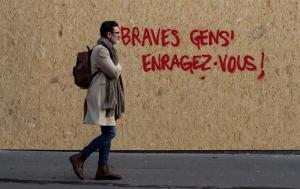 París repetirá el sábado las medidas de seguridad por el riesgo de disturbios