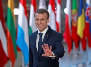 Macron aseguró que la determinación de Francia contra el terrorismo es total