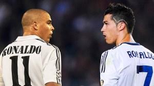 Ronaldo Nazario sobre Cristiano: El verdadero Ronaldo soy yo