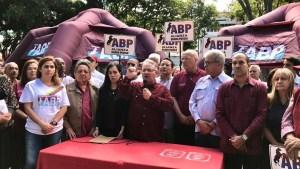 Secretario General de ABP en los 18 años de este partido: La Unidad debe ser para derrotar la narcotiranía