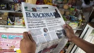 Comunicado del CNP ante el cese de circulación impresa de El Nacional