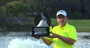 El golfista venezolano Alfredo Adrián Ploch se coronó con el III Malinalco Classic en México (VIDEO)