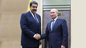 """Rusia propone al régimen de Maduro un plan para """"sanear la economía"""""""