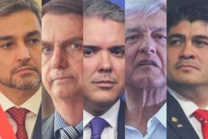 América cierra 2018 con grandes e inesperados cambios en el mapa político