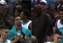 Michael Jordan le pegó a uno de los jugadores de su equipo por cometer un error insólito (Video)