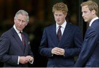 La obsesión del príncipe Harry por defender a Meghan Markle lo enfrenta a su hermano William