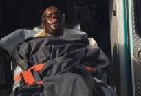 Un presunto ladrón permaneció dos días atrapado en el ducto de ventilación de un restaurante (Fotos y video)