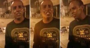 Denunció una estafa en la policía porque le vendieron harina en vez de cocaína (Video)
