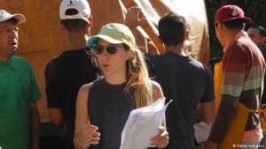 Joanna Nelson, cineasta venezolana: A algunos actores les pagamos con comida