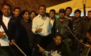 Cacique pemón rechaza declaraciones de Maduro sobre lo ocurrido en la Gran Sabana: Fuera de aquí porque eres colombiano