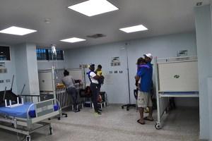 Aumentan los casos de virus gripal y colapsan ambulatorios en Vargas