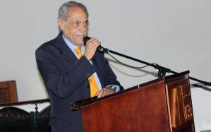 Juan Guaidó expresó sus condolencias por la muerte de Enrique Planchart, rector de la USB