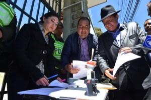 Oposición boliviana se juega su última carta para impugnar candidatura de Evo