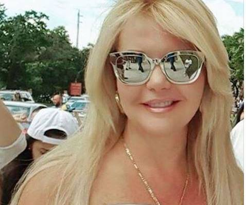 La Ex Miss Universo Irene Sáez Cumple 57 Años