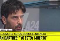 """Habla el actor argentino acusado de violar a su compañera de 16 años: """"Ella se me insinuó"""" (VIDEO)"""