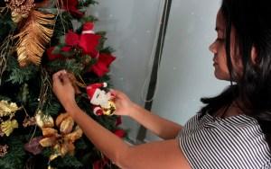Marabinos pasan por alto la Navidad